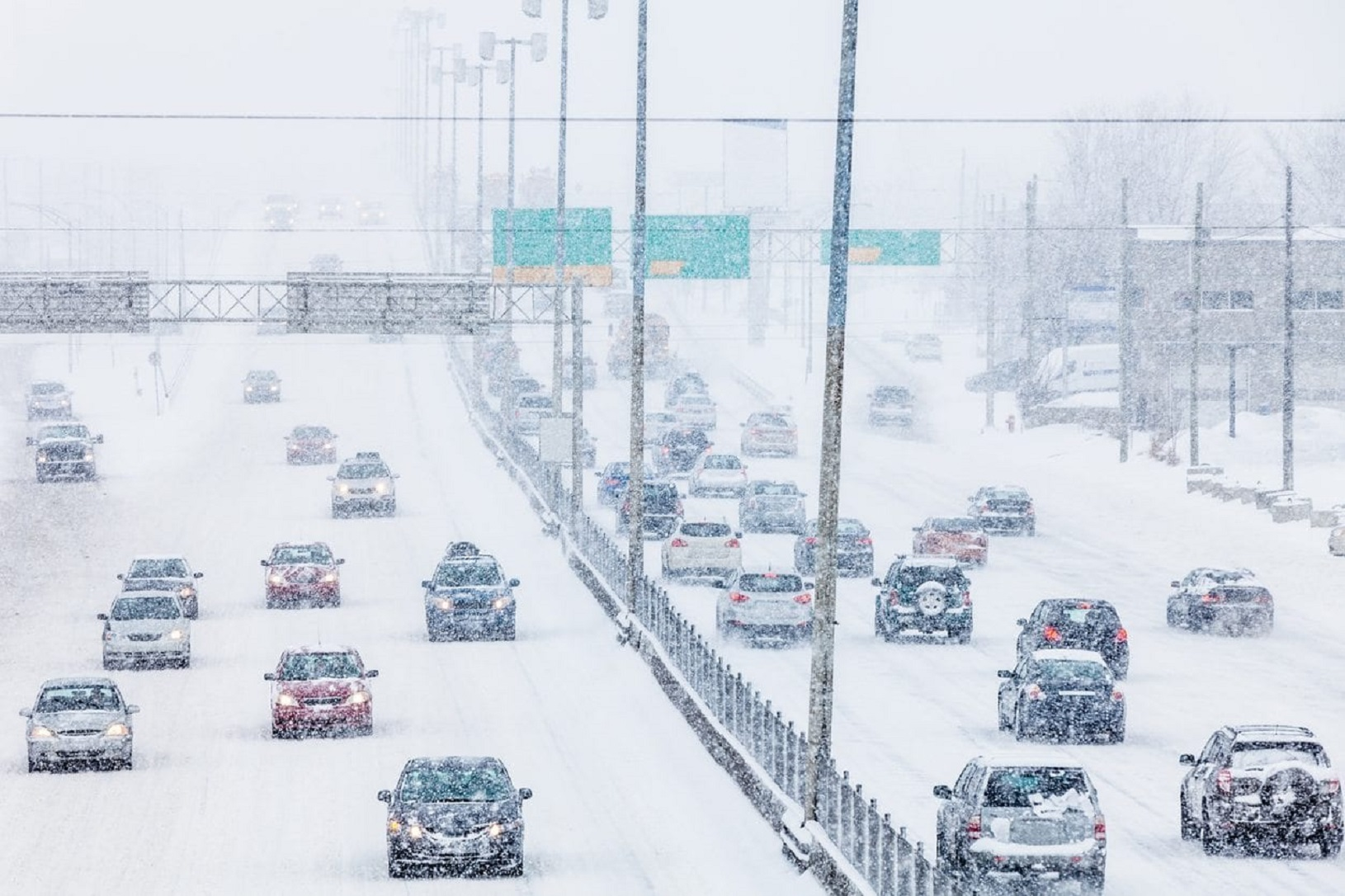 Tips For Driving On Snow And Icy Roads Of Toronto