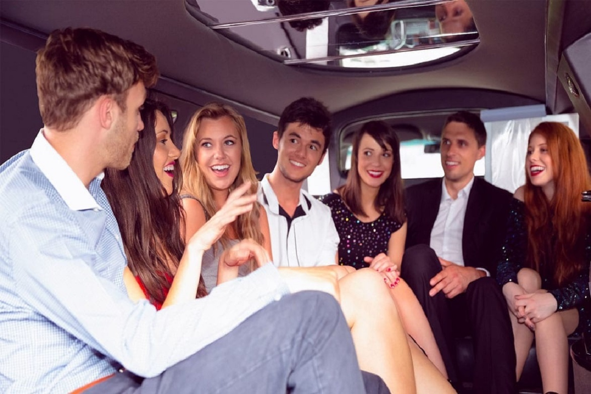 What's The Perfect Alternative To A Party Bus?